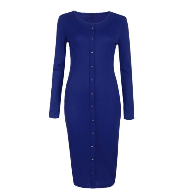 M0253 blue3 Office Evening Dresses maureens.com boutique
