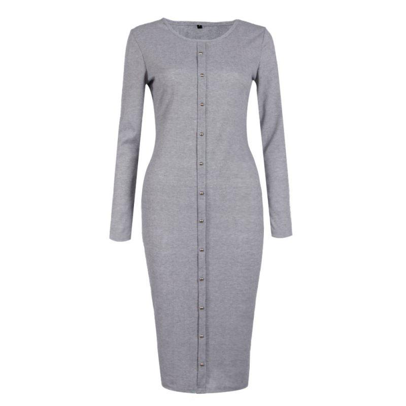 M0253 gray4 Office Evening Dresses maureens.com boutique