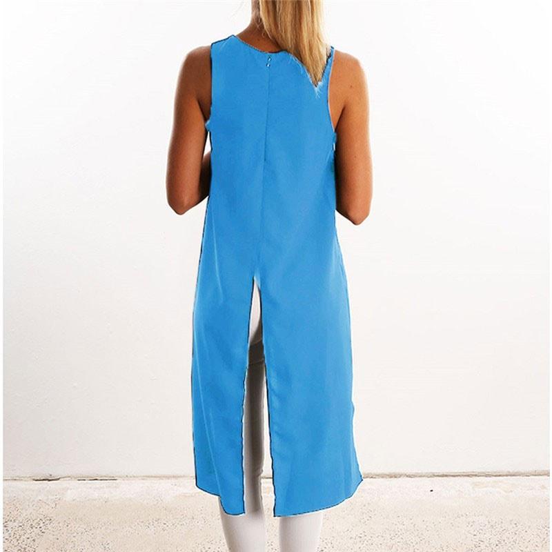 M0264 blue2 Blouses Tops Shirts maureens.com boutique