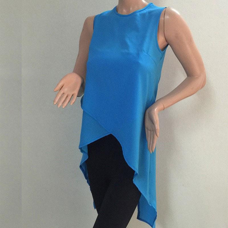 M0264 blue3 Blouses Tops Shirts maureens.com boutique