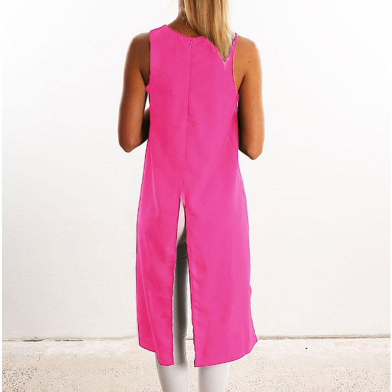 M0264 pink2 Blouses Tops Shirts maureens.com boutique