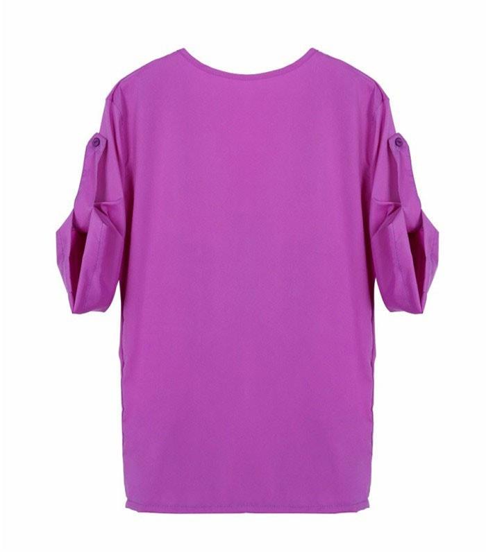 M0266 purple3 Blouses Tops Shirts maureens.com boutique