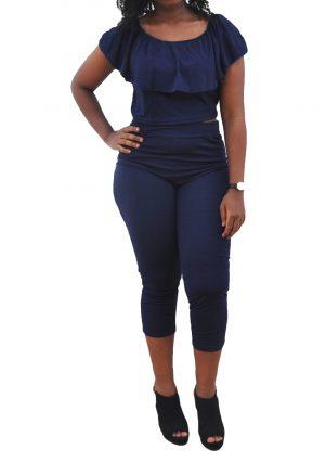 M0271 blue1 Mini Dresses maureens.com boutique