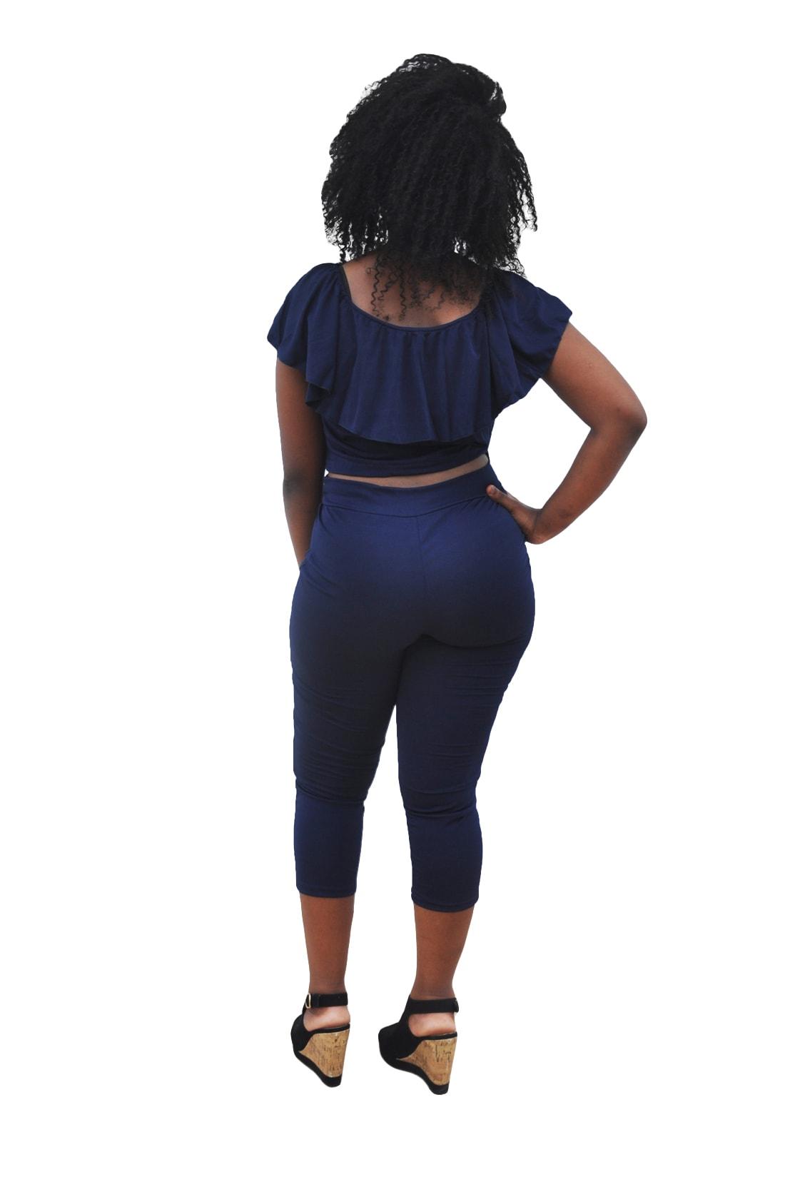 M0271 blue3 Mini Dresses maureens.com boutique