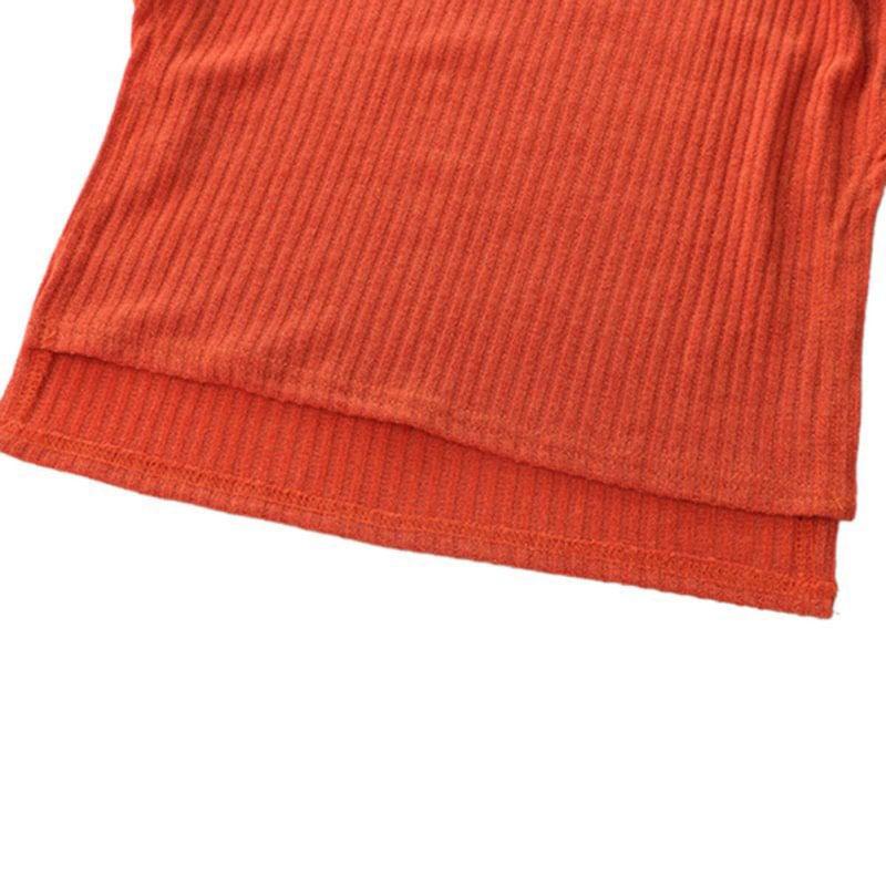 M0272 orange11 Sleeveless Dresses maureens.com boutique