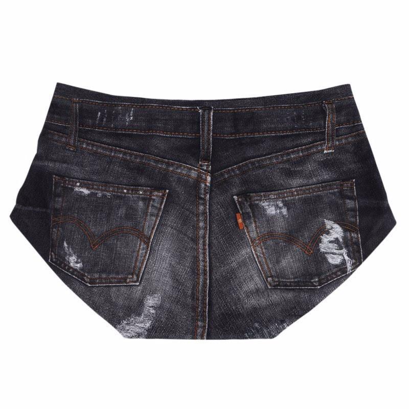 M0277 black2 Panties Slips Underwear Shapewear maureens.com boutique