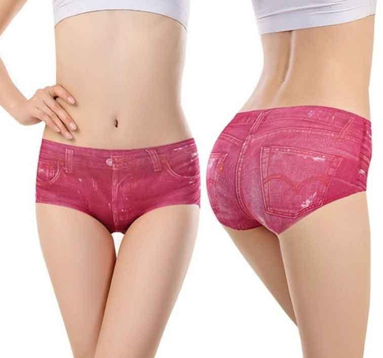 M0277 red5 Panties Slips Underwear Shapewear maureens.com boutique
