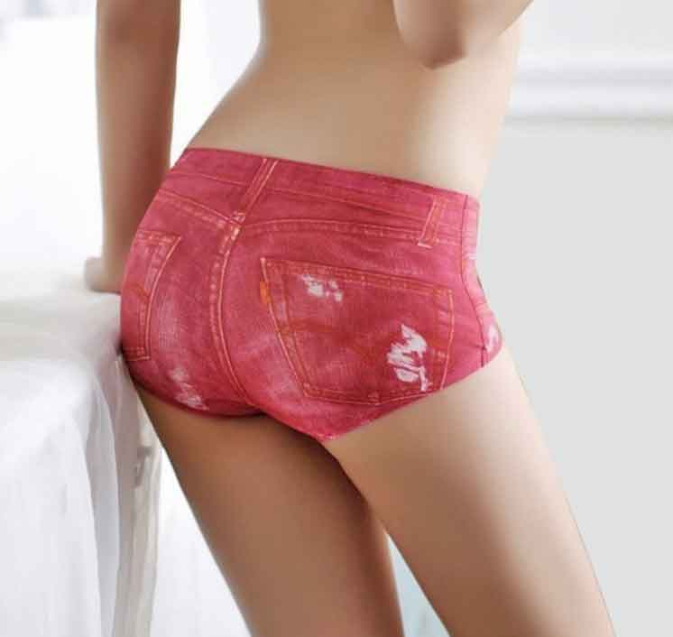 M0277 red6 Panties Slips Underwear Shapewear maureens.com boutique