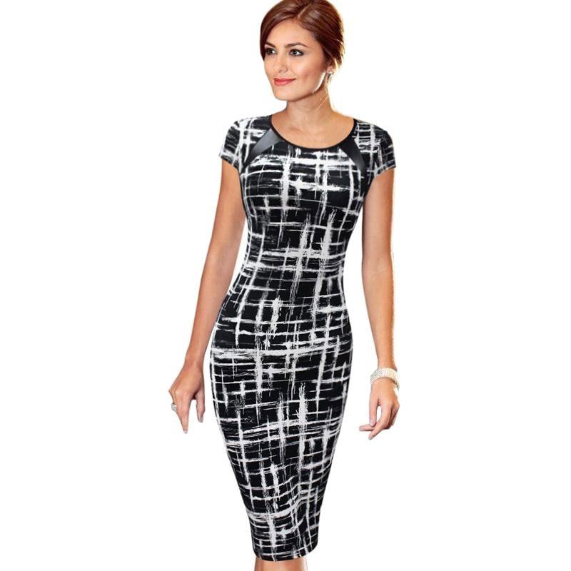 M0280 blackwhite7 Office Evening Dresses maureens.com boutique