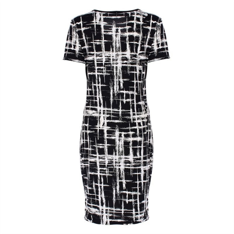 M0280 blackwhite9 Office Evening Dresses maureens.com boutique