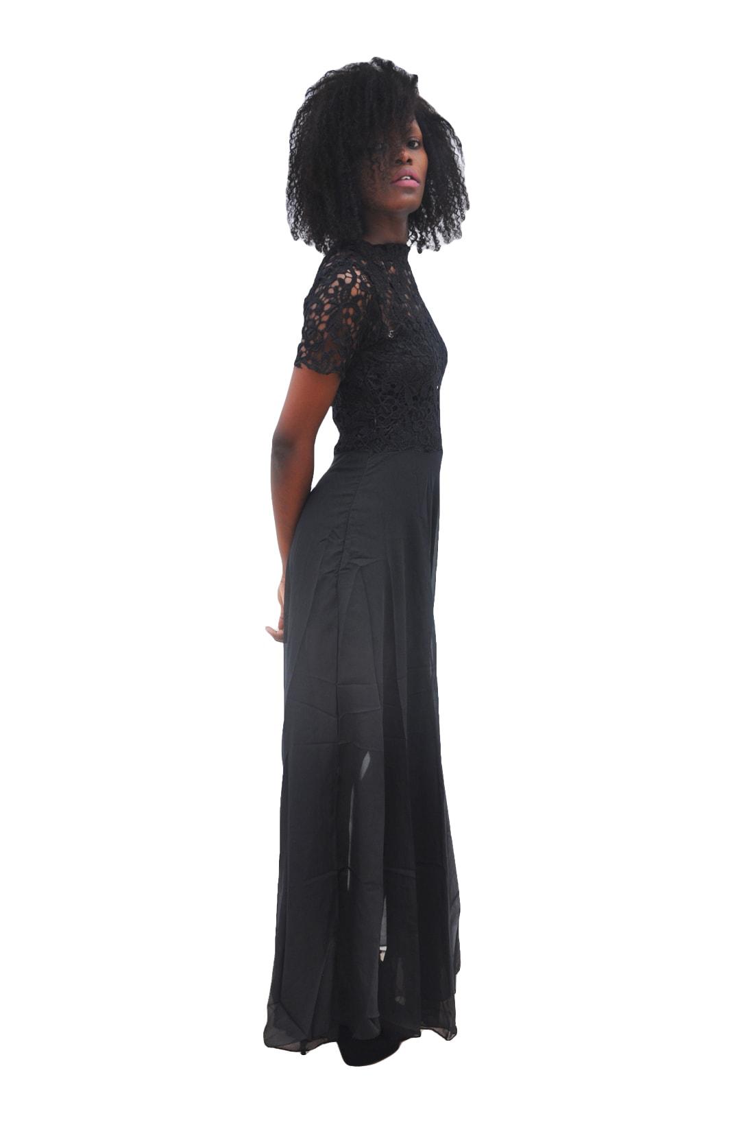 M0283 black3 Maxi Dresses maureens.com boutique