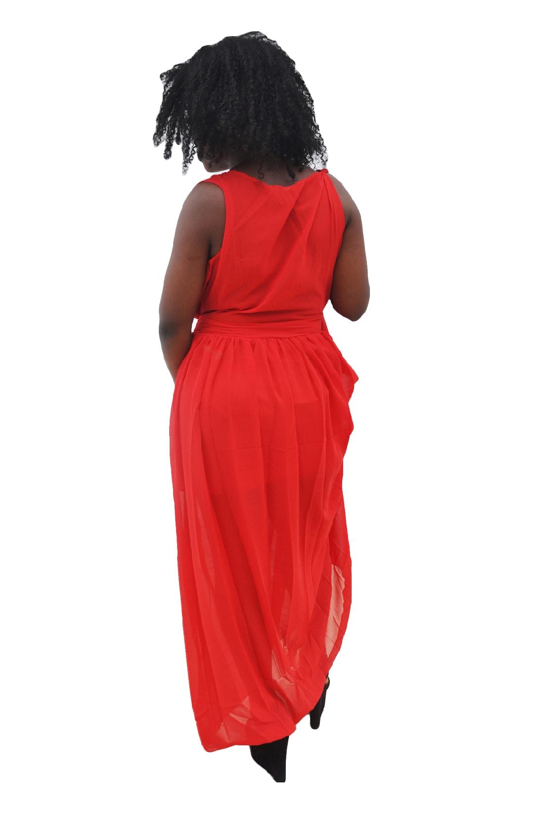 M0285 red2 Maxi Dresses maureens.com boutique