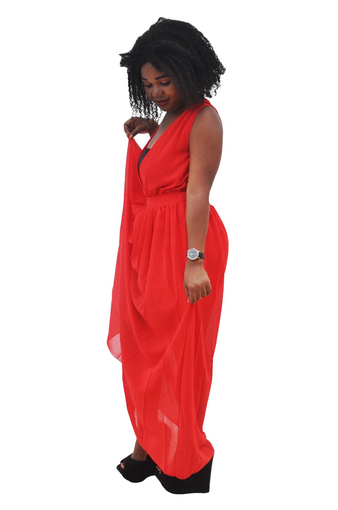 M0285 red3 Maxi Dresses maureens.com boutique