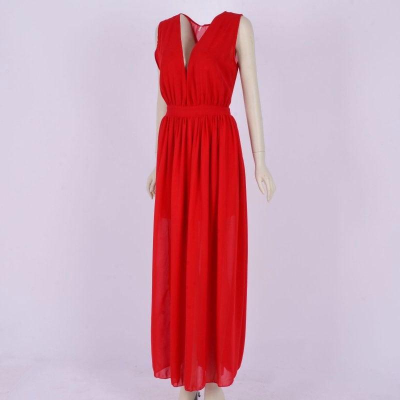 M0285 red6 Maxi Dresses maureens.com boutique