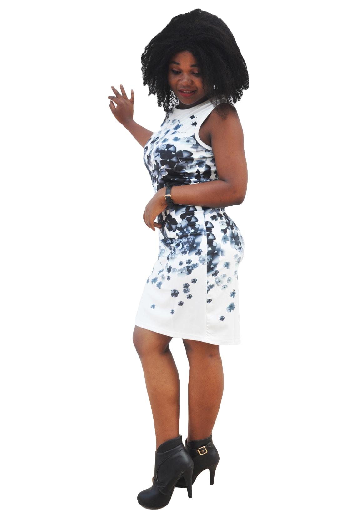 M0286 blackwhite2 Party Dresses maureens.com boutique