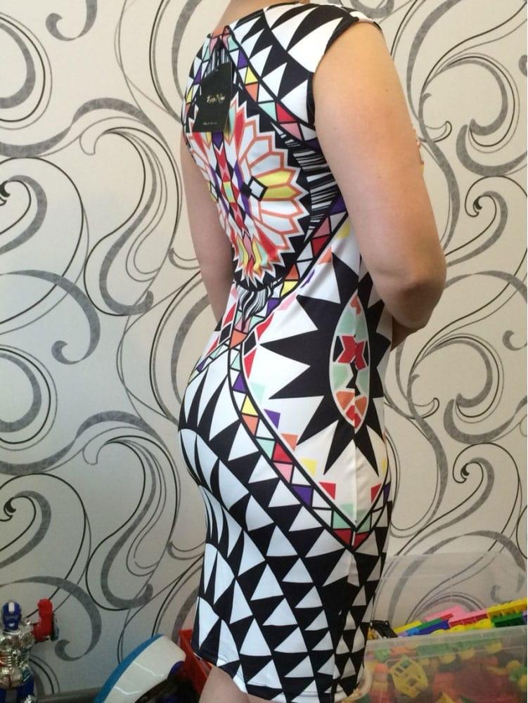 M0288 multicolor8 Bodycon Dresses maureens.com boutique
