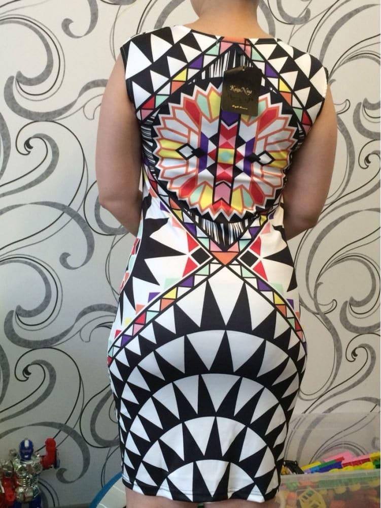 M0288 multicolor9 Bodycon Dresses maureens.com boutique