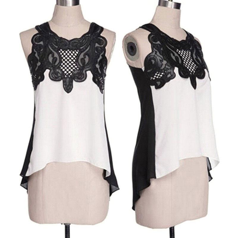 M0289 blackwhite6 Tops Covers Tops Shirts maureens.com boutique