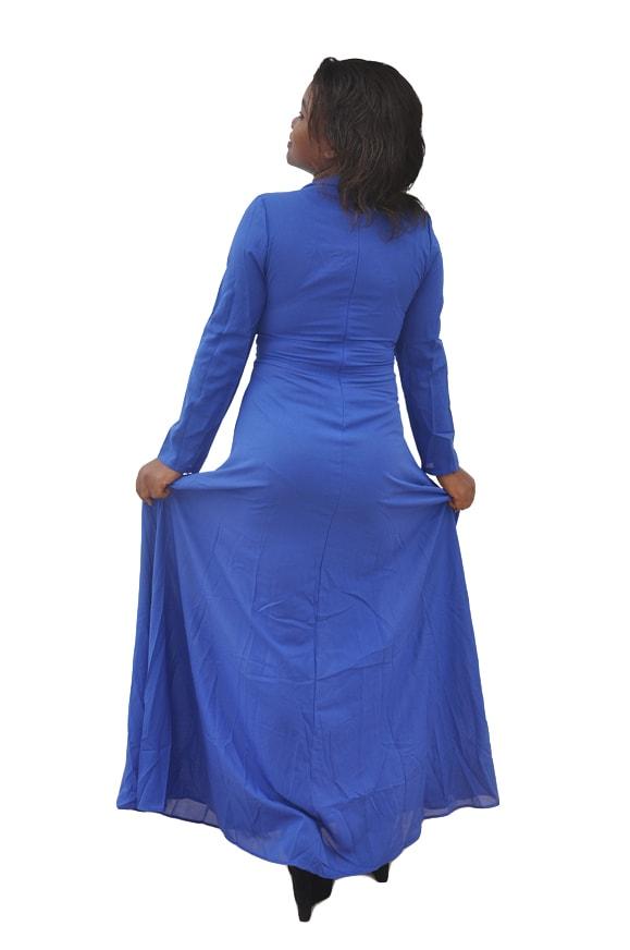 M0293 blue5 Long Sleeve Dresses maureens.com boutique