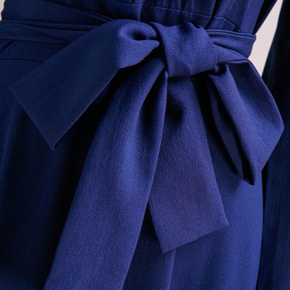 M0293 blue9 Long Sleeve Dresses maureens.com boutique
