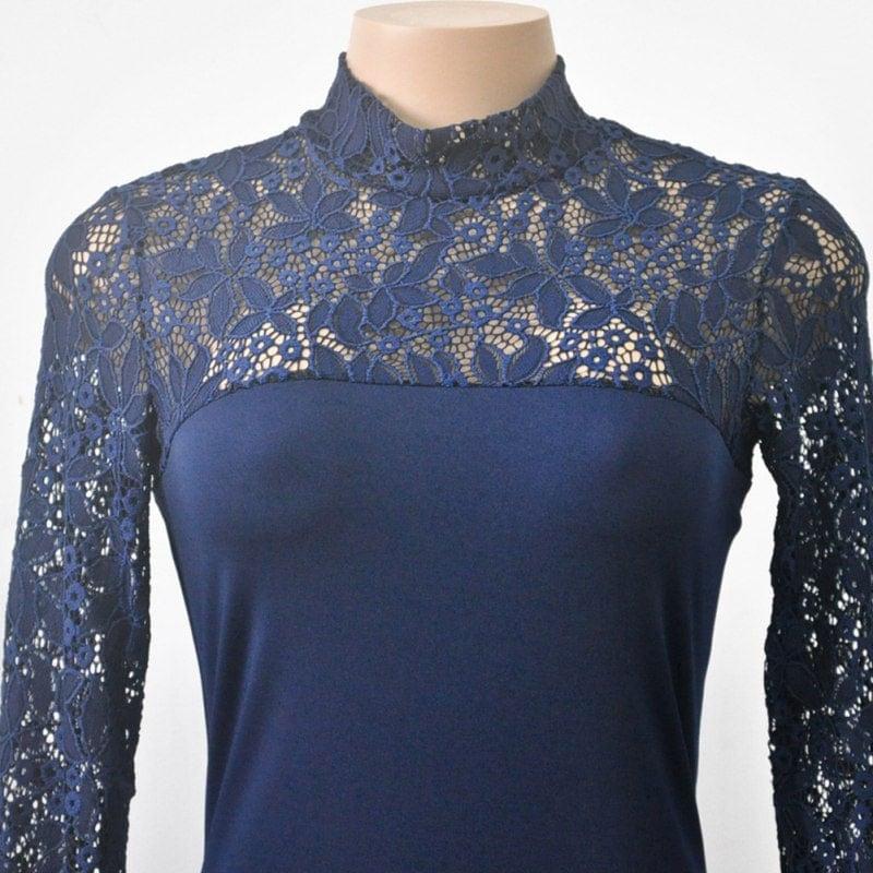 M0295 blue10 Bodycon Dresses maureens.com boutique