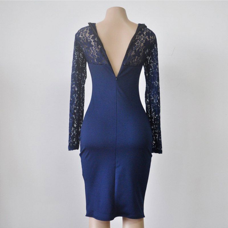 M0295 blue12 Bodycon Dresses maureens.com boutique