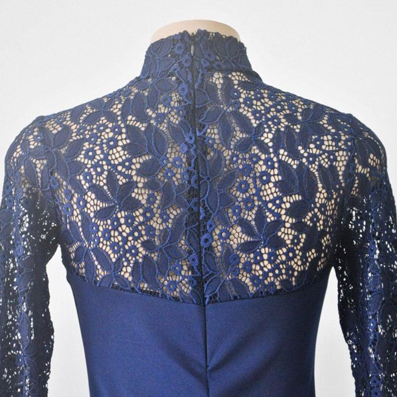 M0295 blue13 Bodycon Dresses maureens.com boutique