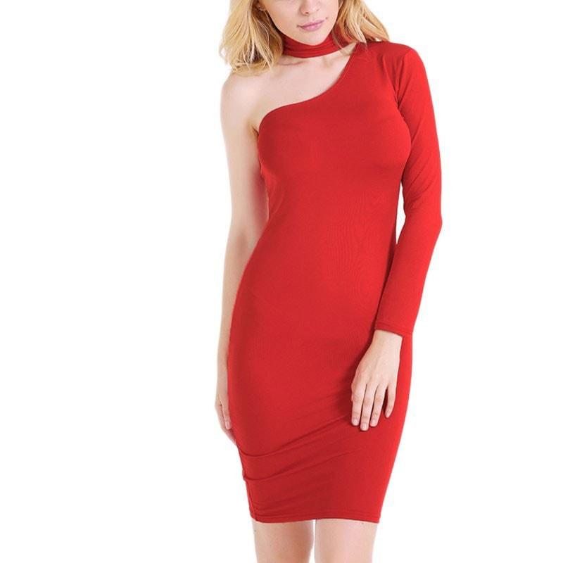 M0296 red2 Party Dresses maureens.com boutique