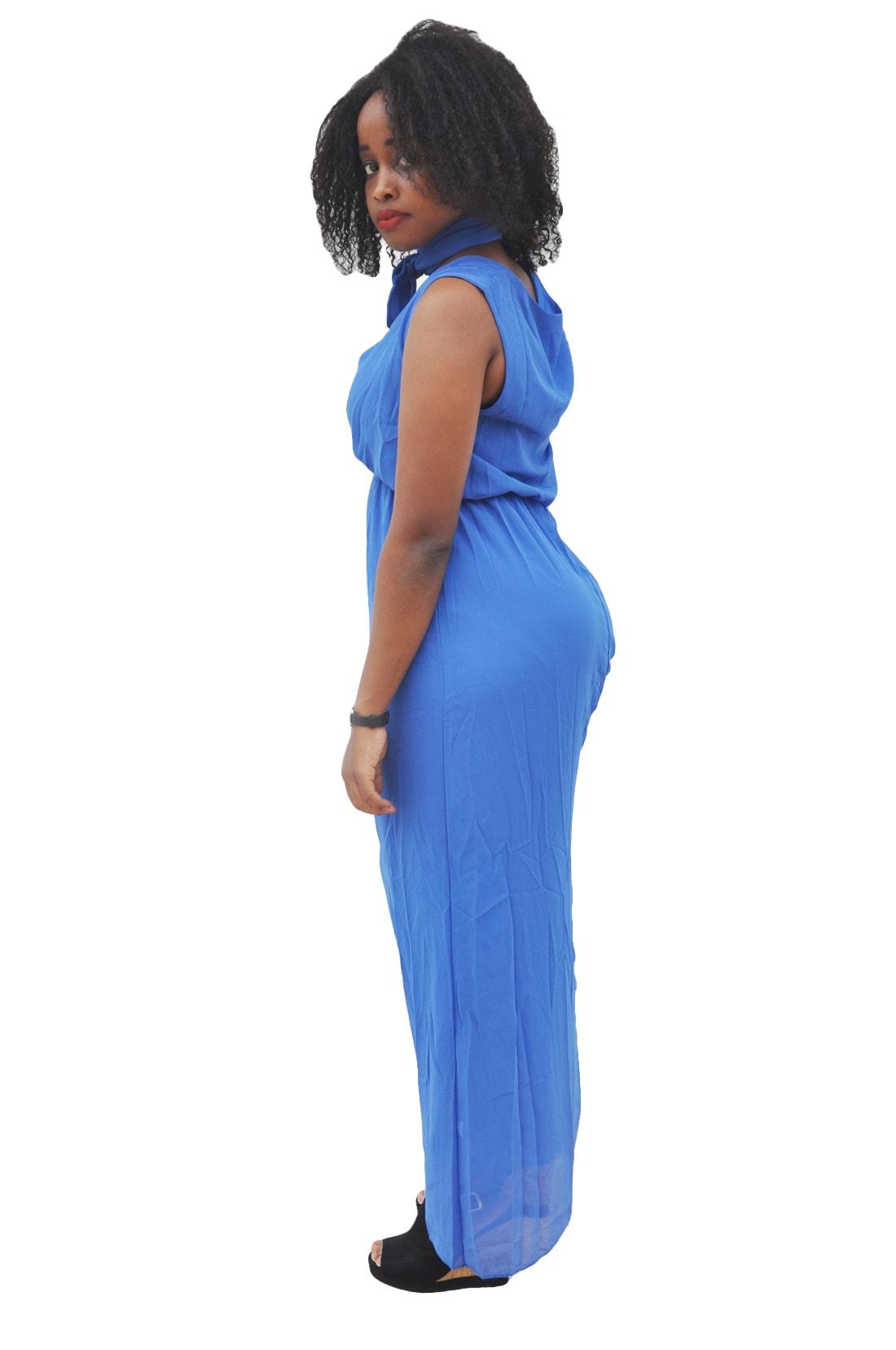 M0297 blue2 Bohemian Dresses maureens.com boutique