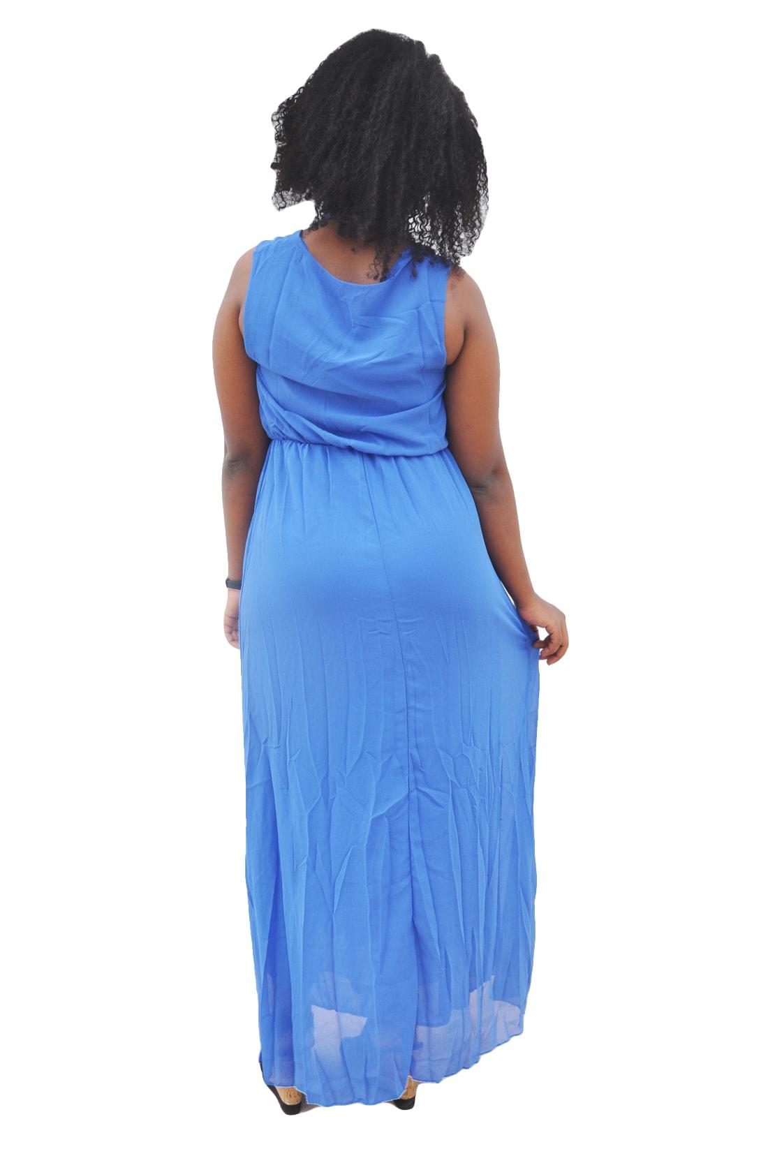 M0297 blue3 Bohemian Dresses maureens.com boutique