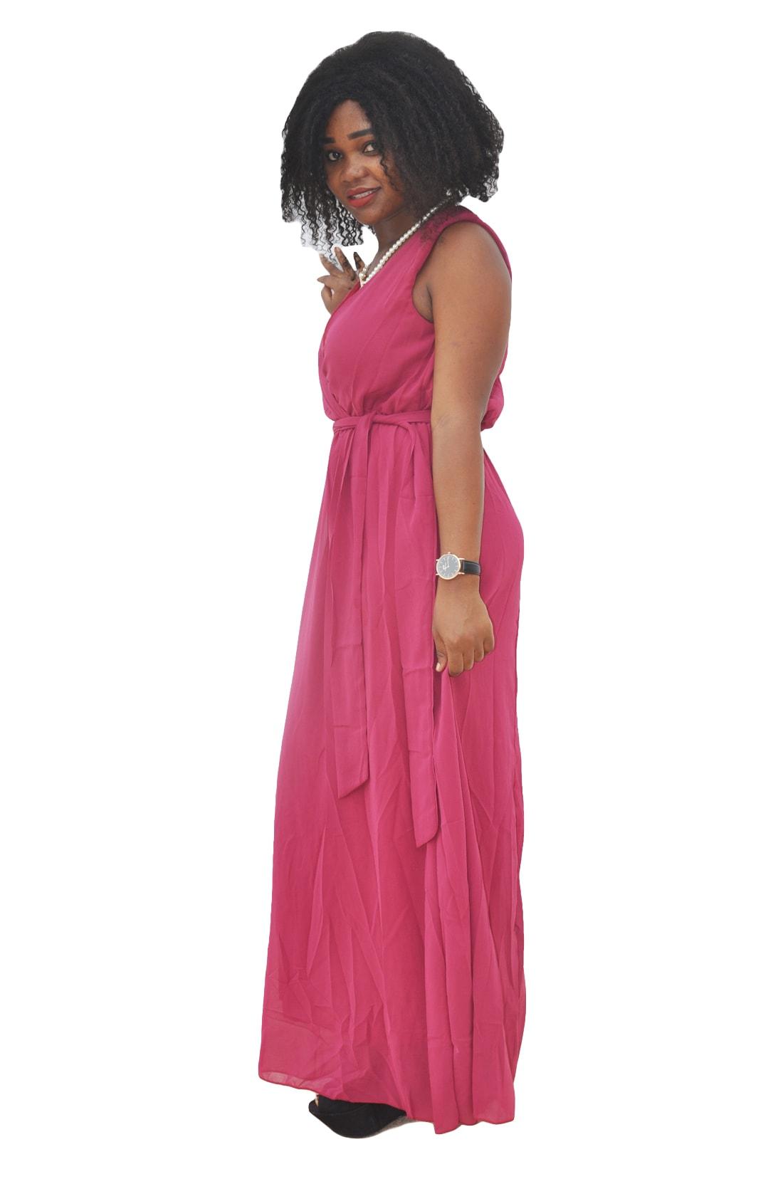 M0297 winered3 Bohemian Dresses maureens.com boutique