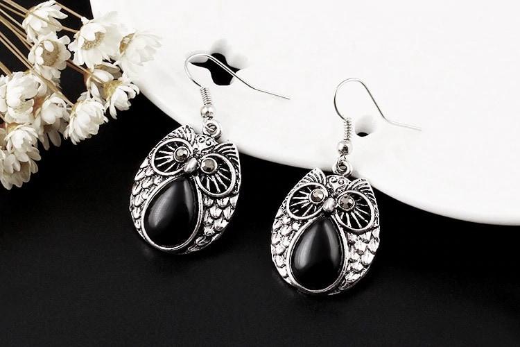 M0300 black4 Jewelry Accessories Jewelry Sets maureens.com boutique