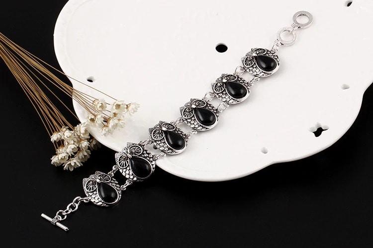 M0300 black5 Jewelry Accessories Jewelry Sets maureens.com boutique