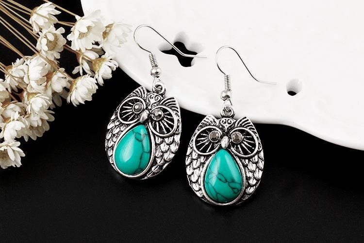 M0300 skyblue3 Jewelry Accessories Jewelry Sets maureens.com boutique