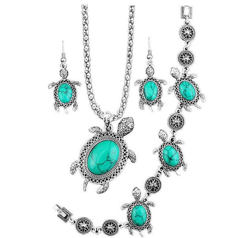 M0301 skyblue1 Jewelry Accessories Jewelry Sets maureens.com boutique