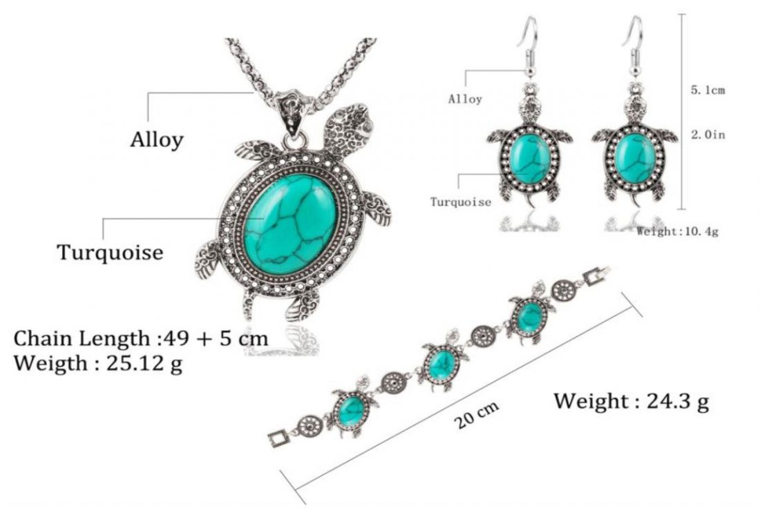 M0301 skyblue13 Jewelry Accessories Jewelry Sets maureens.com boutique