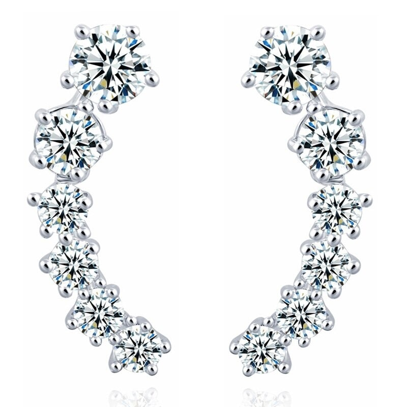 M0302 silver1 Jewelry Accessories Earrings maureens.com boutique