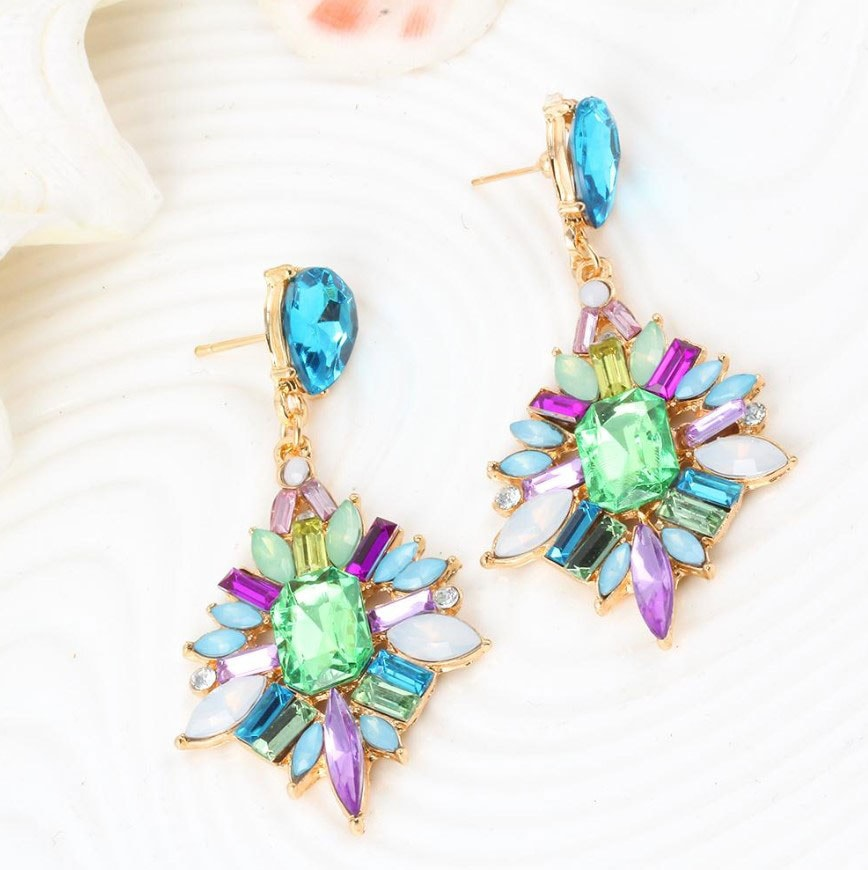 M0307 multicolor1 Jewelry Accessories Earrings maureens.com boutique