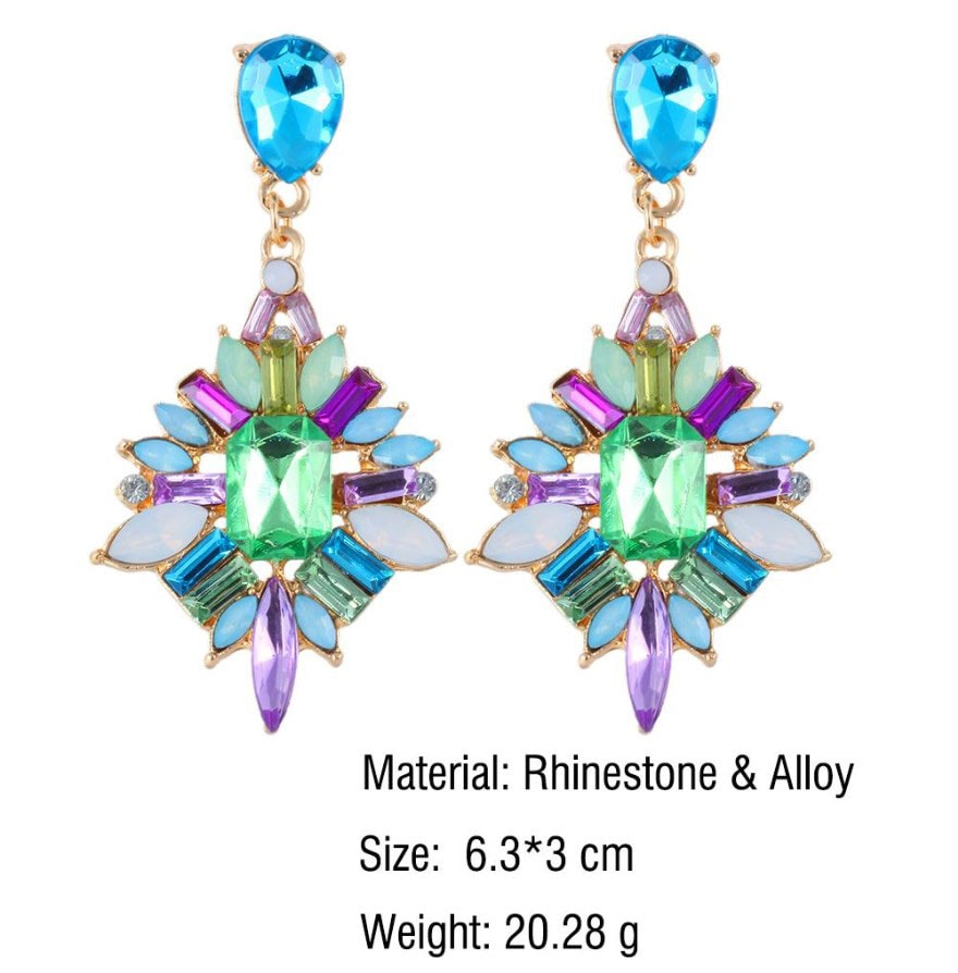 M0307 multicolor5 Jewelry Accessories Earrings maureens.com boutique