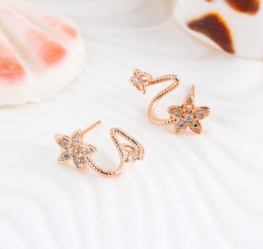 M0308 gold2 Jewelry Accessories Earrings maureens.com boutique