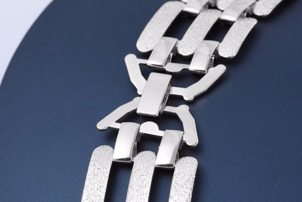 M0311 silver4 Jewelry Accessories Necklaces Chokers maureens.com boutique