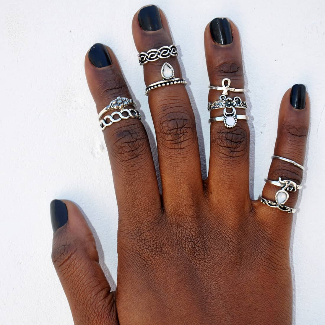 M0317 silver9 Jewelry Sets Rings maureens.com boutique