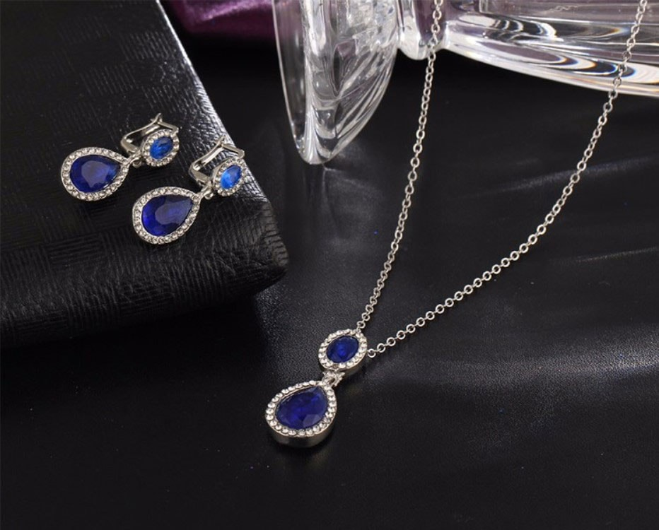 M0318 silver1 Jewelry Accessories Jewelry Sets maureens.com boutique