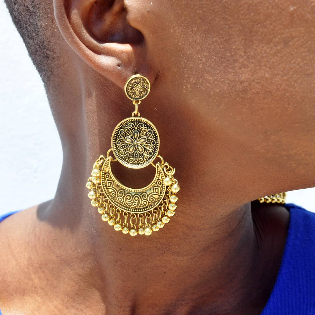 M0319 gold5 Jewelry Accessories Earrings maureens.com boutique