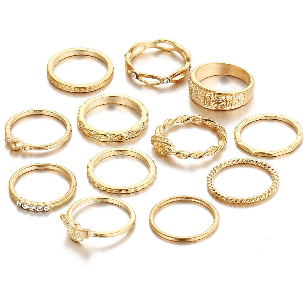 M0320 gold2 Jewelry Sets Rings maureens.com boutique
