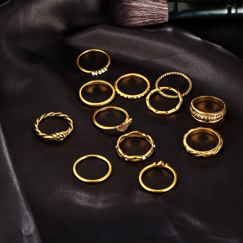 M0320 gold5 Jewelry Sets Rings maureens.com boutique