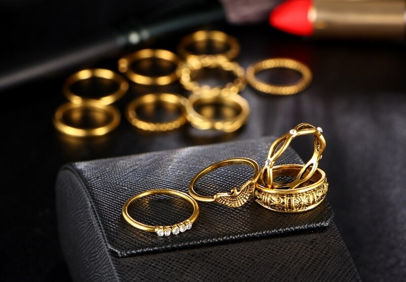 M0320 gold6 Jewelry Sets Rings maureens.com boutique