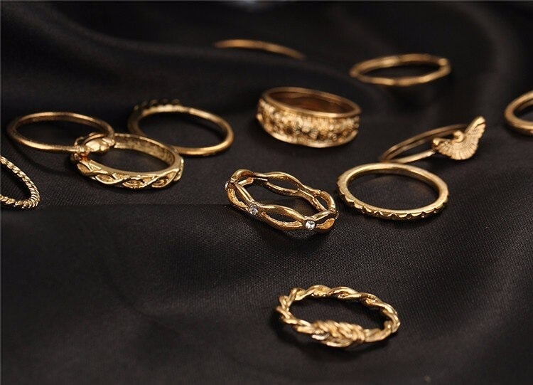 M0320 gold8 Jewelry Sets Rings maureens.com boutique