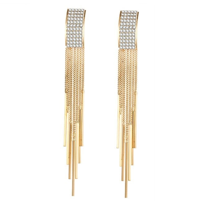 M0321 gold1 Jewelry Accessories Earrings maureens.com boutique