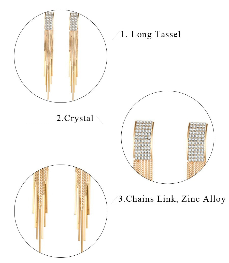 M0321 gold2 Jewelry Accessories Earrings maureens.com boutique
